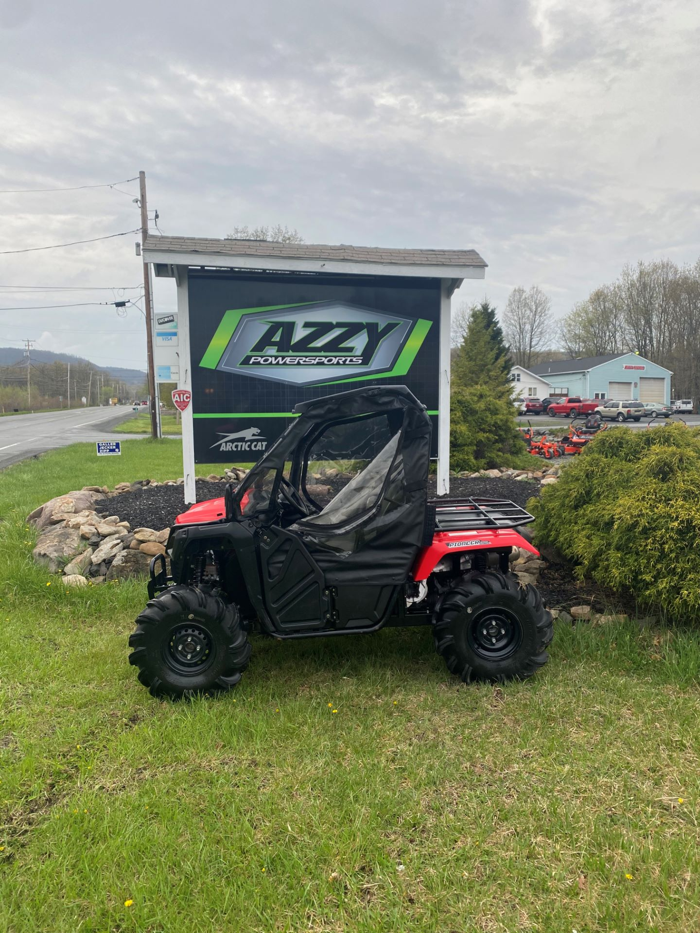 2018 Honda Pioneer 500 in Effort, Pennsylvania - Photo 1