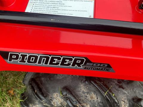 2018 Honda Pioneer 500 in Effort, Pennsylvania - Photo 6