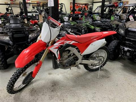 2018 Honda CRF250R in Littleton, New Hampshire