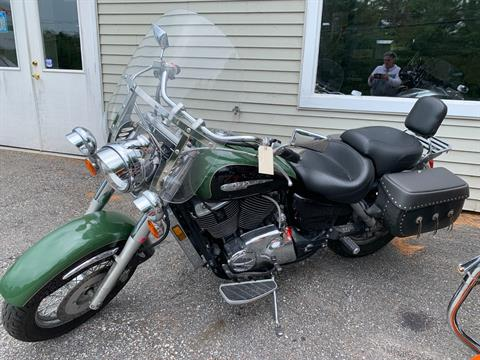 2001 Honda VT1100 AERO in Littleton, New Hampshire - Photo 1