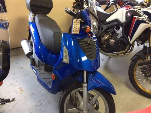 2008 Kymco People S 200 in Littleton, New Hampshire