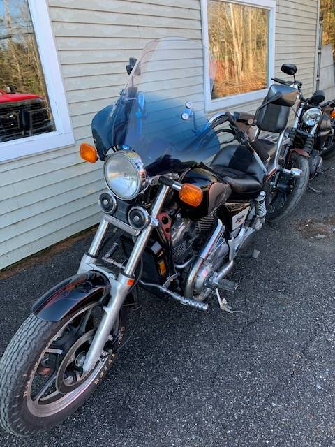 1986 Honda Shadow in Littleton, New Hampshire - Photo 1