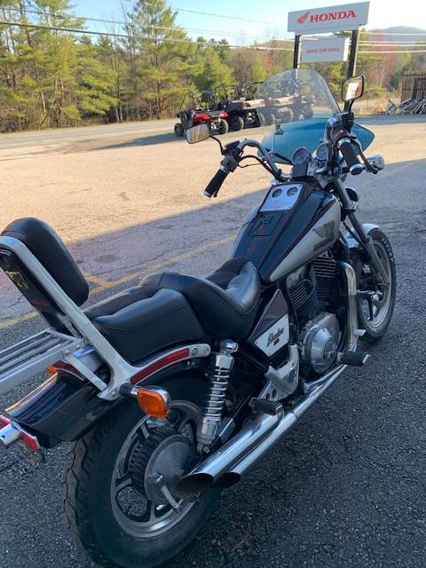 1986 Honda Shadow in Littleton, New Hampshire - Photo 3