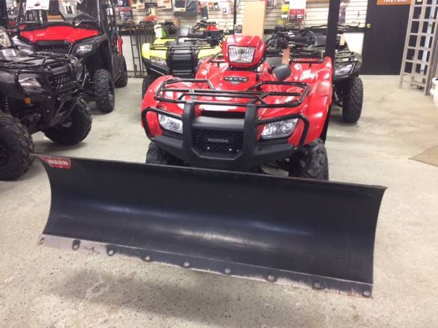 2013 Honda FourTrax® Foreman® 4x4 ES with EPS in Littleton, New Hampshire