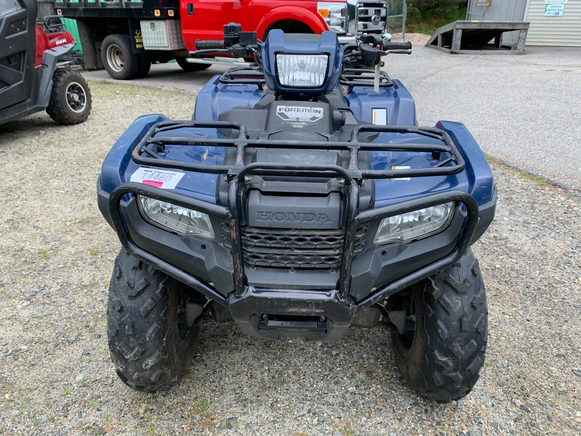 2014 Honda FourTrax® Foreman® 4x4 ES EPS in Littleton, New Hampshire - Photo 1
