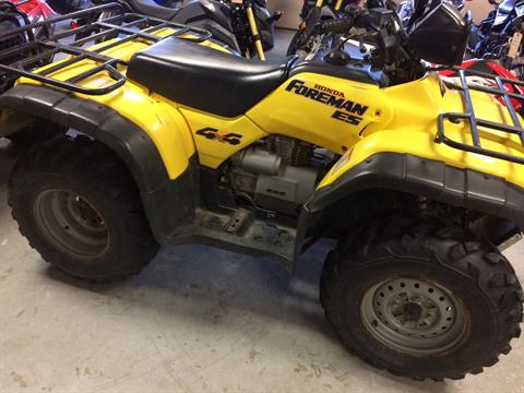 1998 Honda TRX450ES in Littleton, New Hampshire