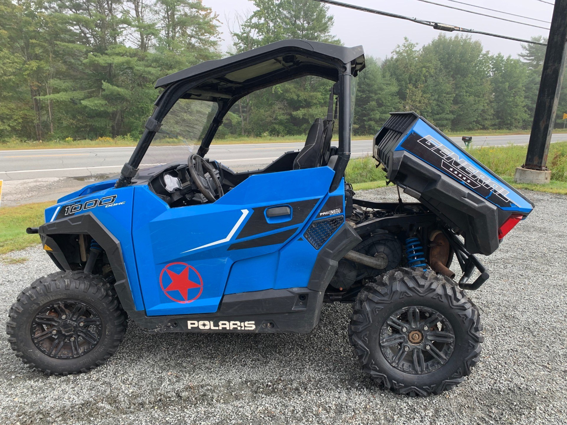 2016 Polaris General 1000 EPS in Littleton, New Hampshire - Photo 7