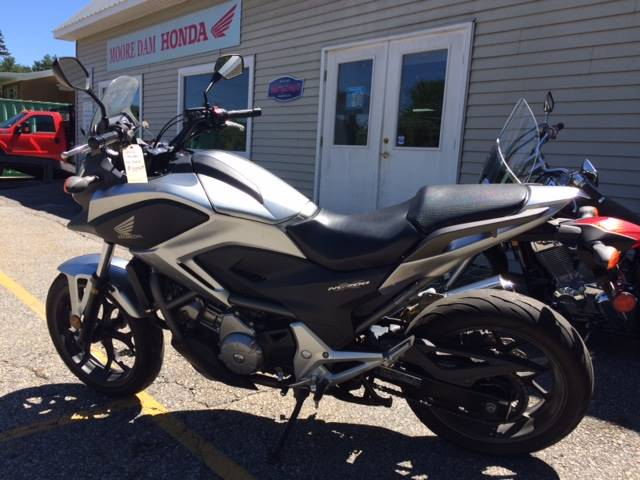 2012 Honda NC700X in Littleton, New Hampshire