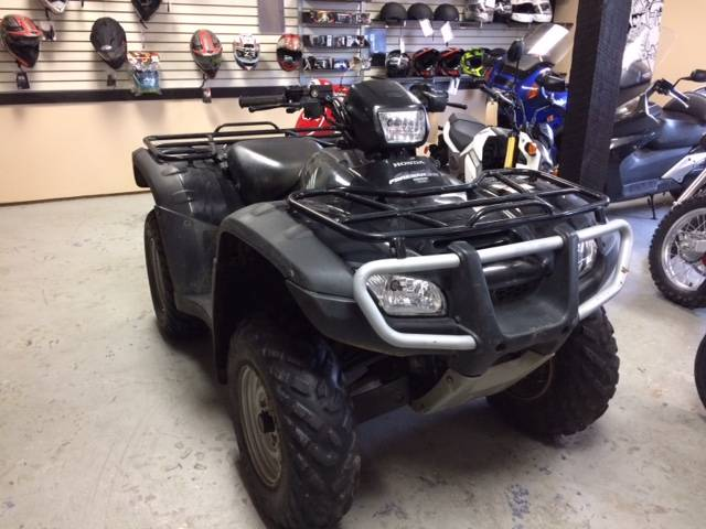 2009 Honda FourTrax® Foreman® 4x4 ES in Littleton, New Hampshire