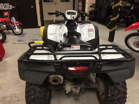 2008 Honda FourTrax® Foreman® 4x4 ES in Littleton, New Hampshire