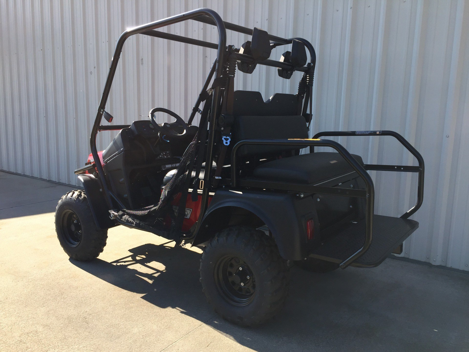 2017 Bad Boy Off Road RECOIL 4 PASSENGER in Tifton, Georgia