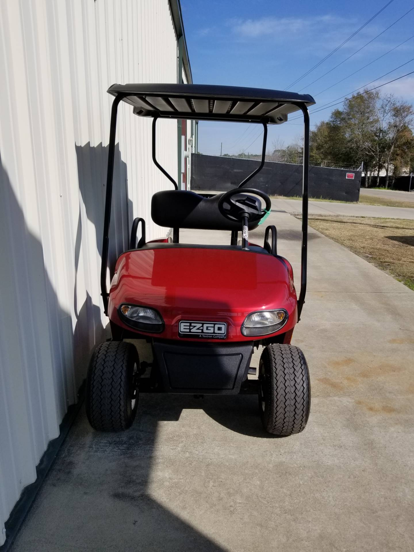 2019 E-Z-Go Freedom TXT Gas in Tifton, Georgia