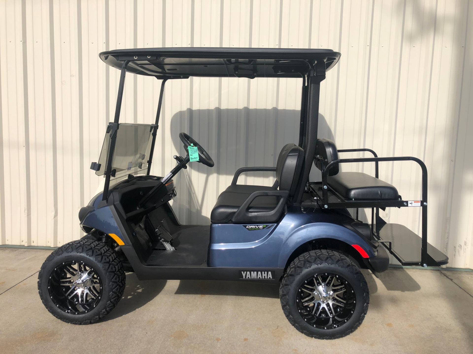 2020 Yamaha DRIVE 2 POWERTECH AC ELECTRIC in Tifton, Georgia - Photo 2