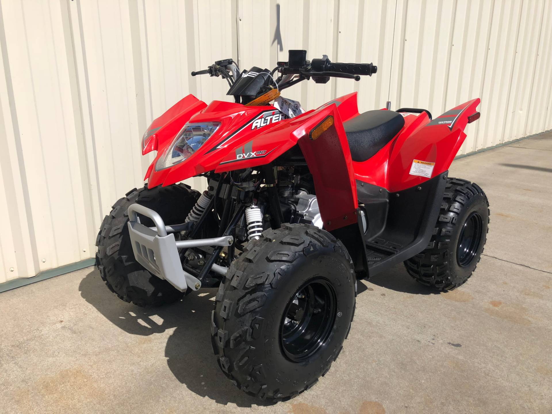 2018 Arctic Cat ALTERRA 90 in Tifton, Georgia