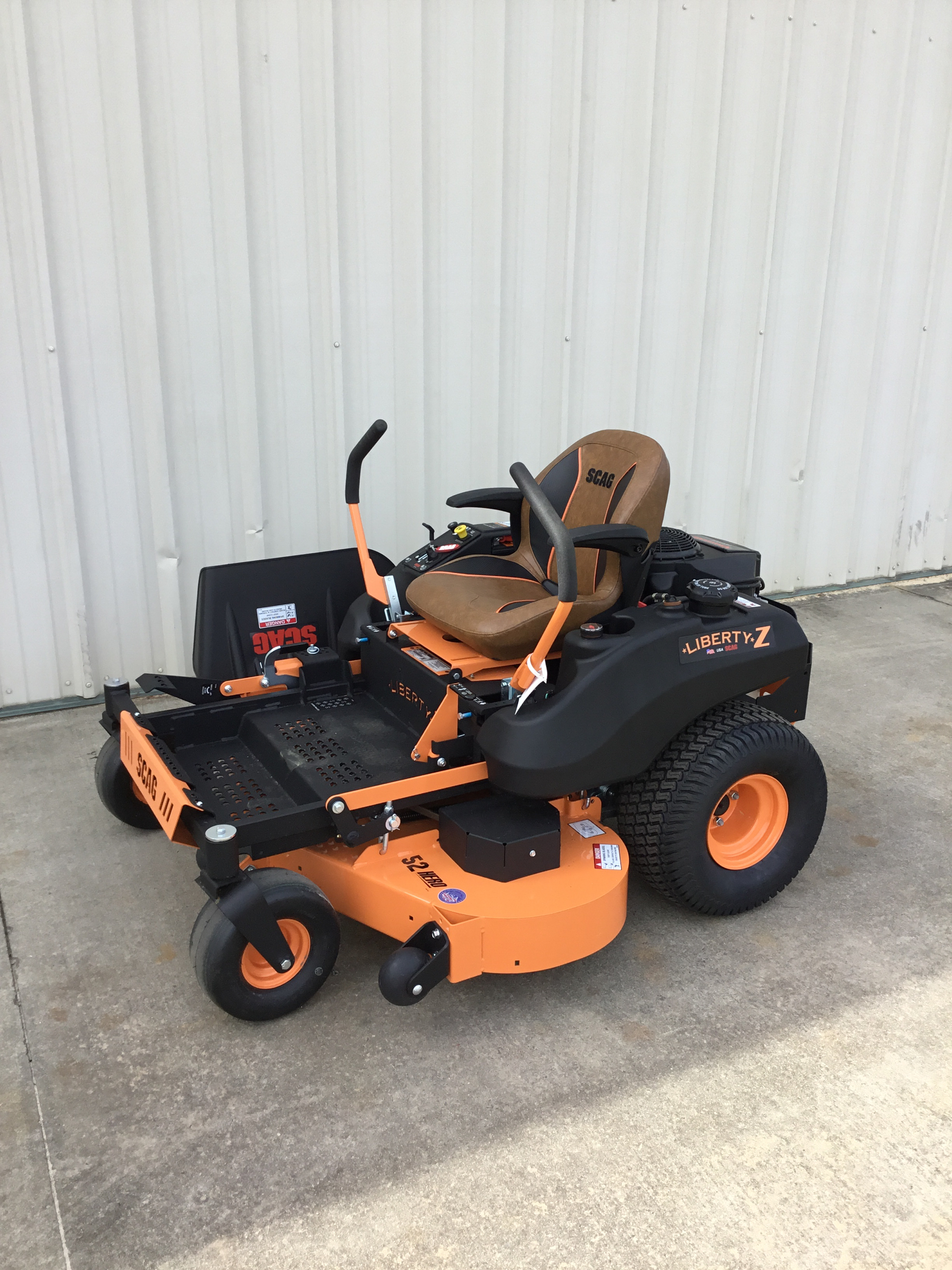 "2021 SCAG Power Equipment LIBERTY 52"" 23HP KAW in Tifton, Georgia - Photo 1"