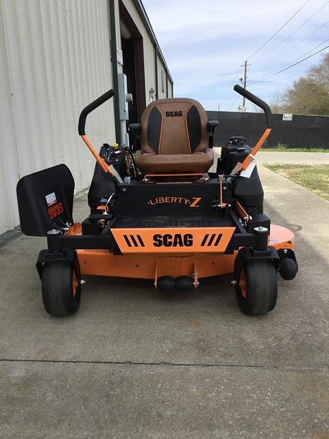 "2021 SCAG Power Equipment LIBERTY 52"" 23HP KAW in Tifton, Georgia - Photo 3"