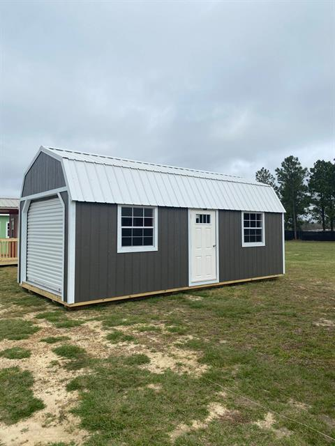 2019 PREMIER PORTABLE BUILDINGS ULG - URETHANE SIDE LOFTED GARAGE in Tifton, Georgia - Photo 1