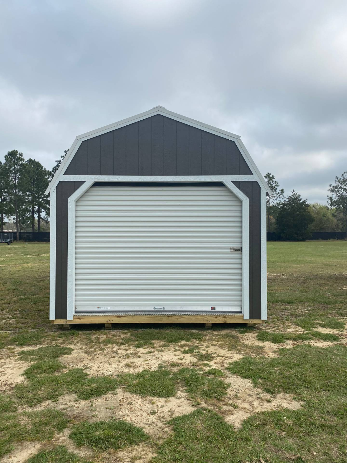 2019 PREMIER PORTABLE BUILDINGS ULG - URETHANE SIDE LOFTED GARAGE in Tifton, Georgia - Photo 2