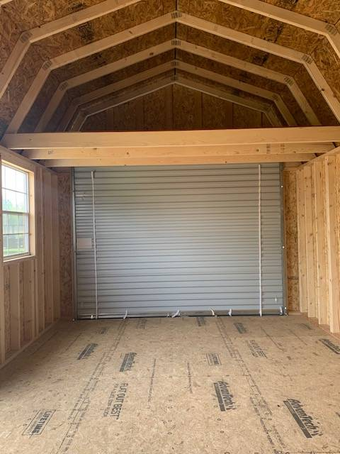 2019 PREMIER PORTABLE BUILDINGS ULG - URETHANE SIDE LOFTED GARAGE in Tifton, Georgia - Photo 3