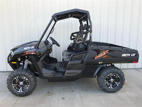 2017 Arctic Cat HDX 700 XT EPS in Tifton, Georgia