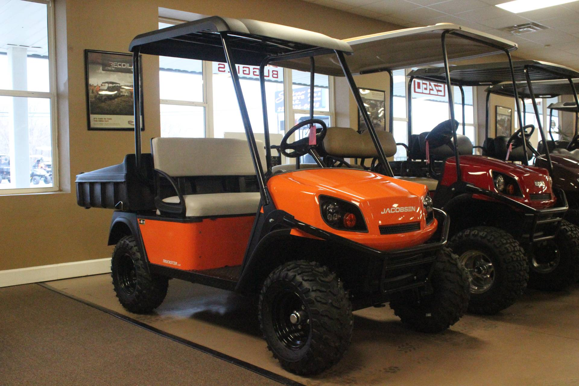 2017 Jacobsen TRUCKSTER LX in Tifton, Georgia