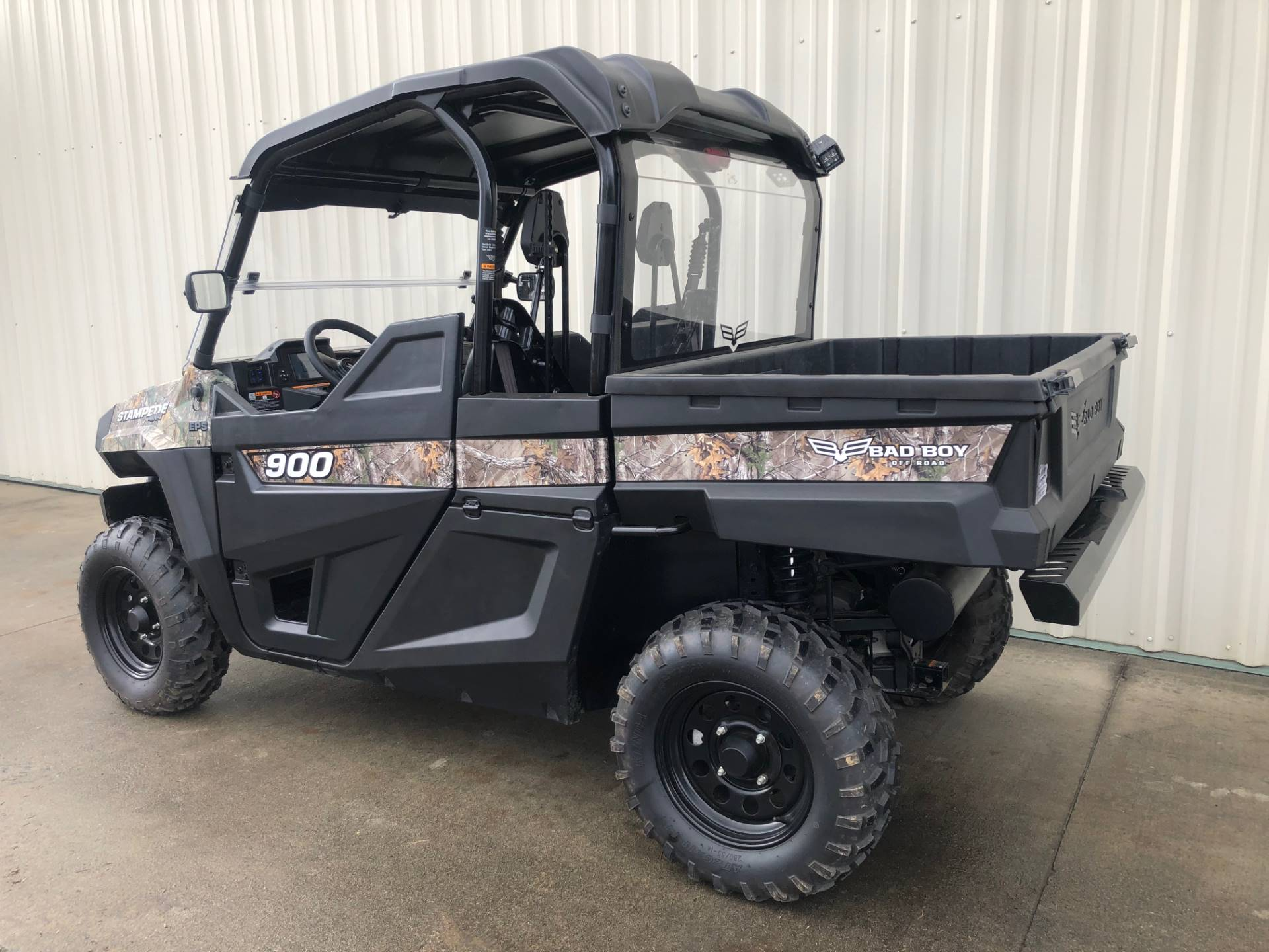2017 Bad Boy Off Road STAMPEDE 900 4X4 EPS (GAS) in Tifton, Georgia