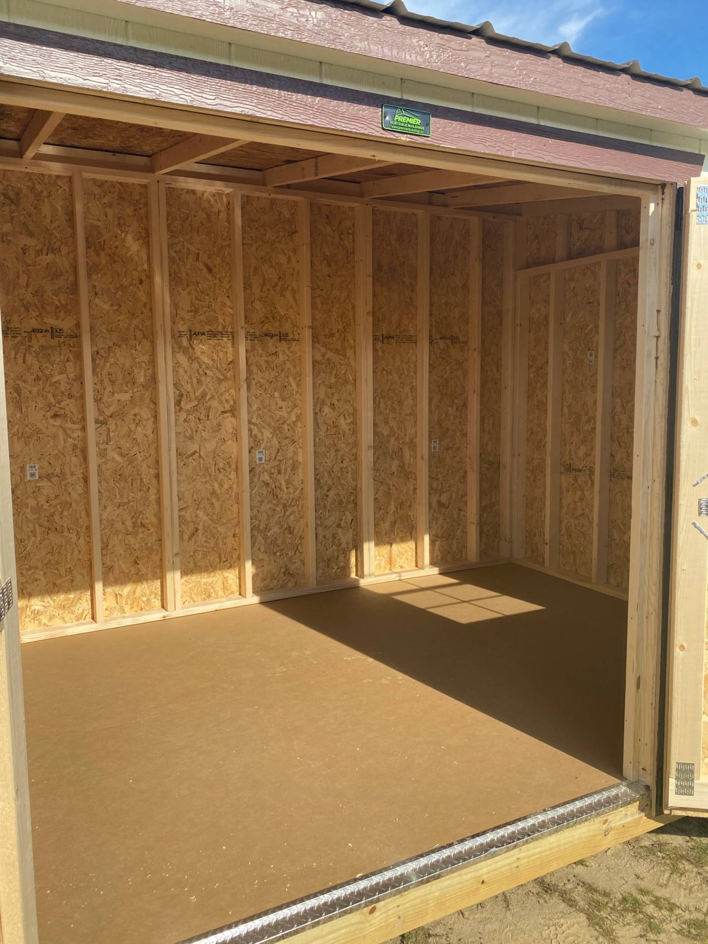 2019 PREMIER PORTABLE BUILDINGS UPGS-PREMIER GARDEN SHED in Tifton, Georgia - Photo 2