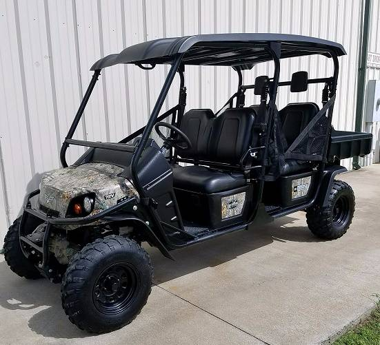 2017 Bad Boy Buggies RECOIL-IS CREW 4X4 in Tifton, Georgia