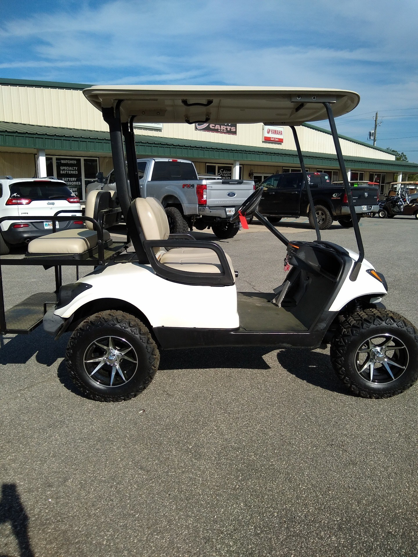 2012 Yamaha The Drive® Gas in Tifton, Georgia