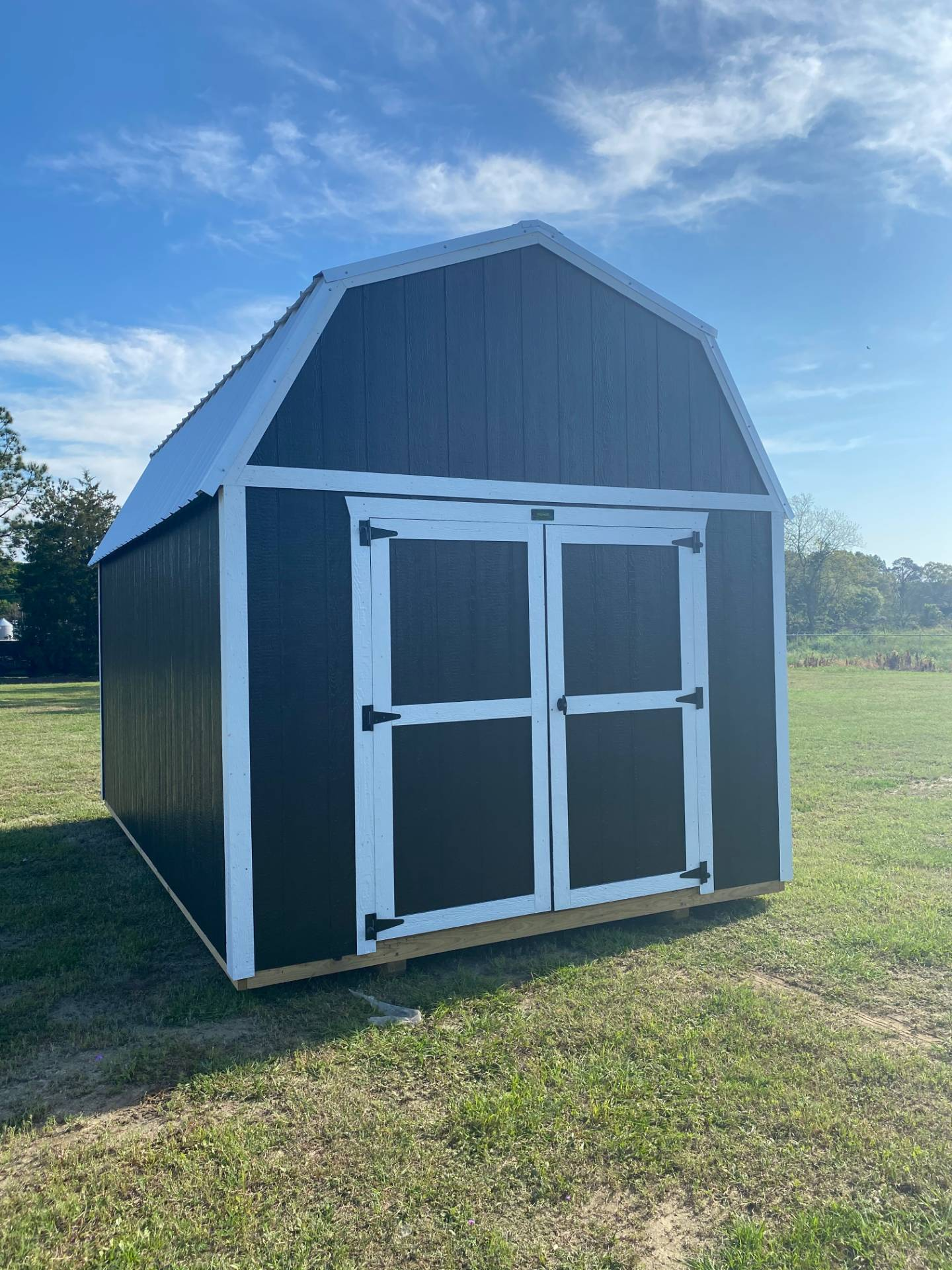 2019 PREMIER PORTABLE BUILDINGS ULB- URETHANE LOFTED BARN in Tifton, Georgia - Photo 1