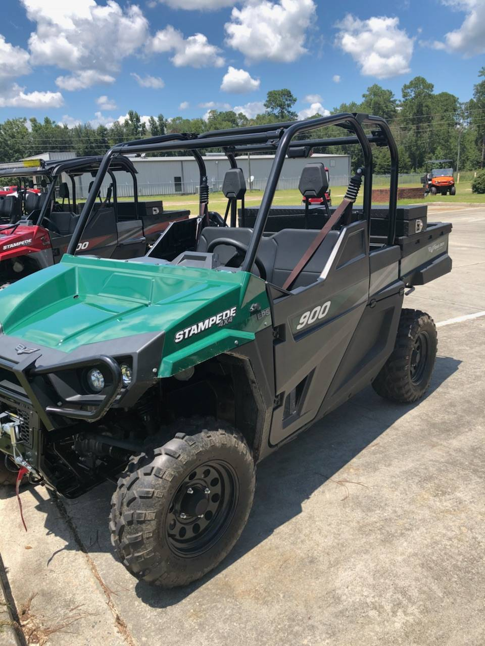 2017 Textron Off Road Stampede 900 in Tifton, Georgia