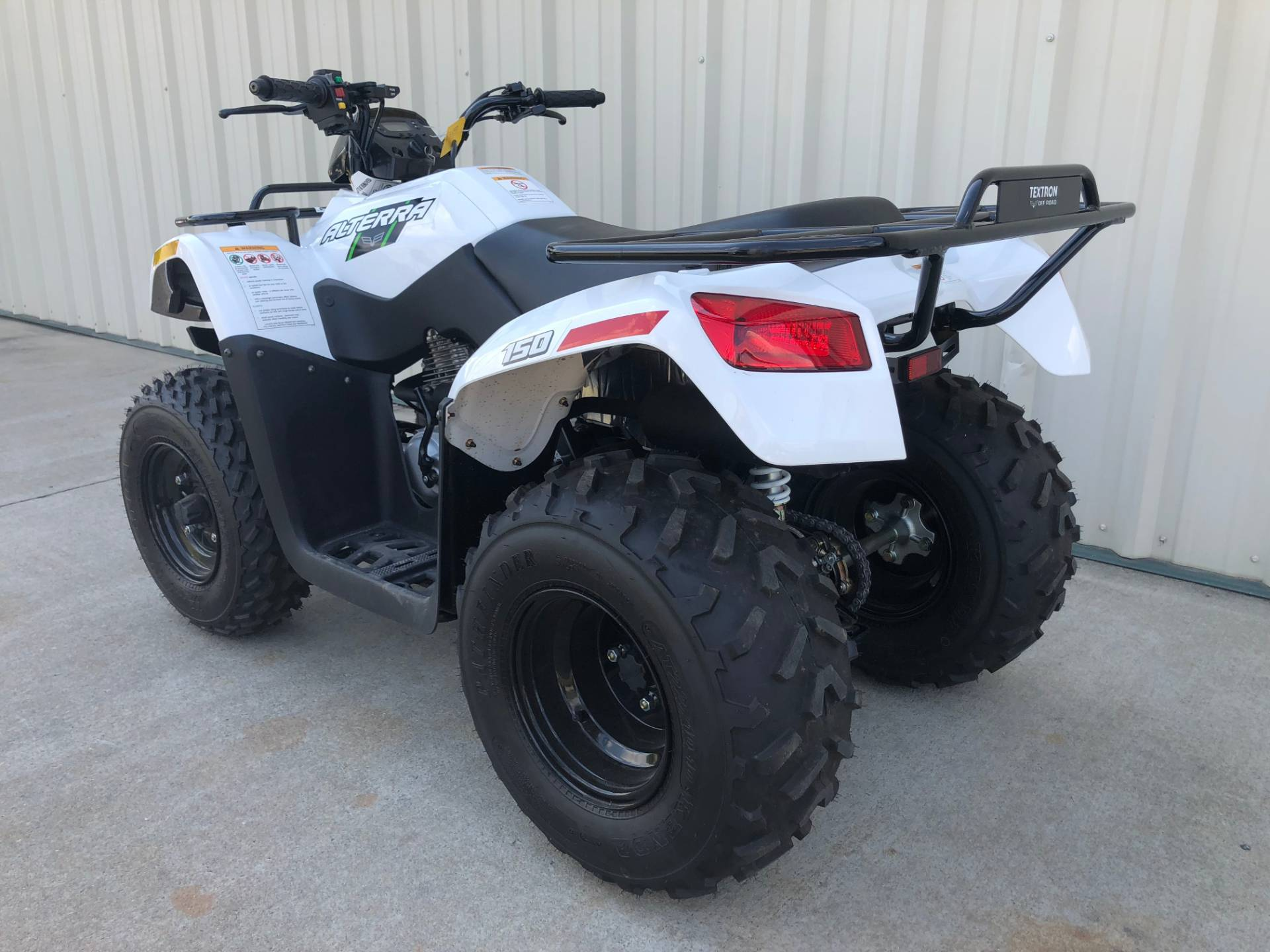 2018 Textron Off Road Alterra 150 in Tifton, Georgia - Photo 3