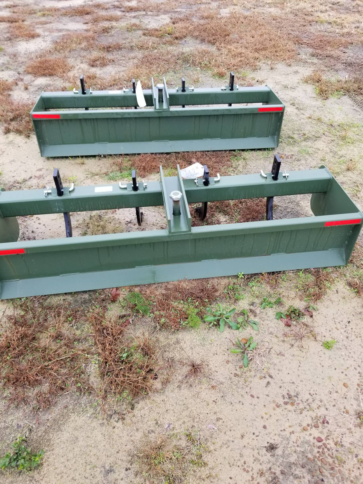 "2018 DIRT DOG 60"" BOX BLADE in Tifton, Georgia - Photo 3"