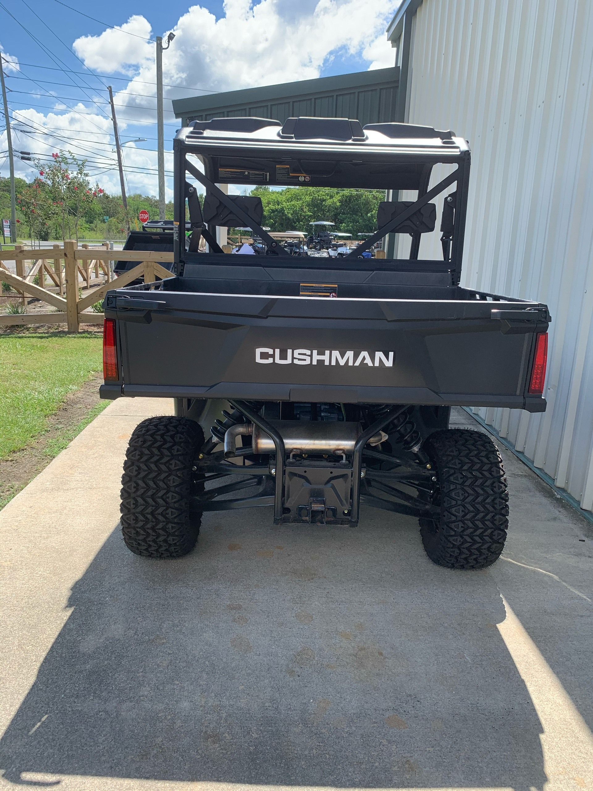 2020 CUSHMAN HAULER 4X4 in Tifton, Georgia - Photo 5