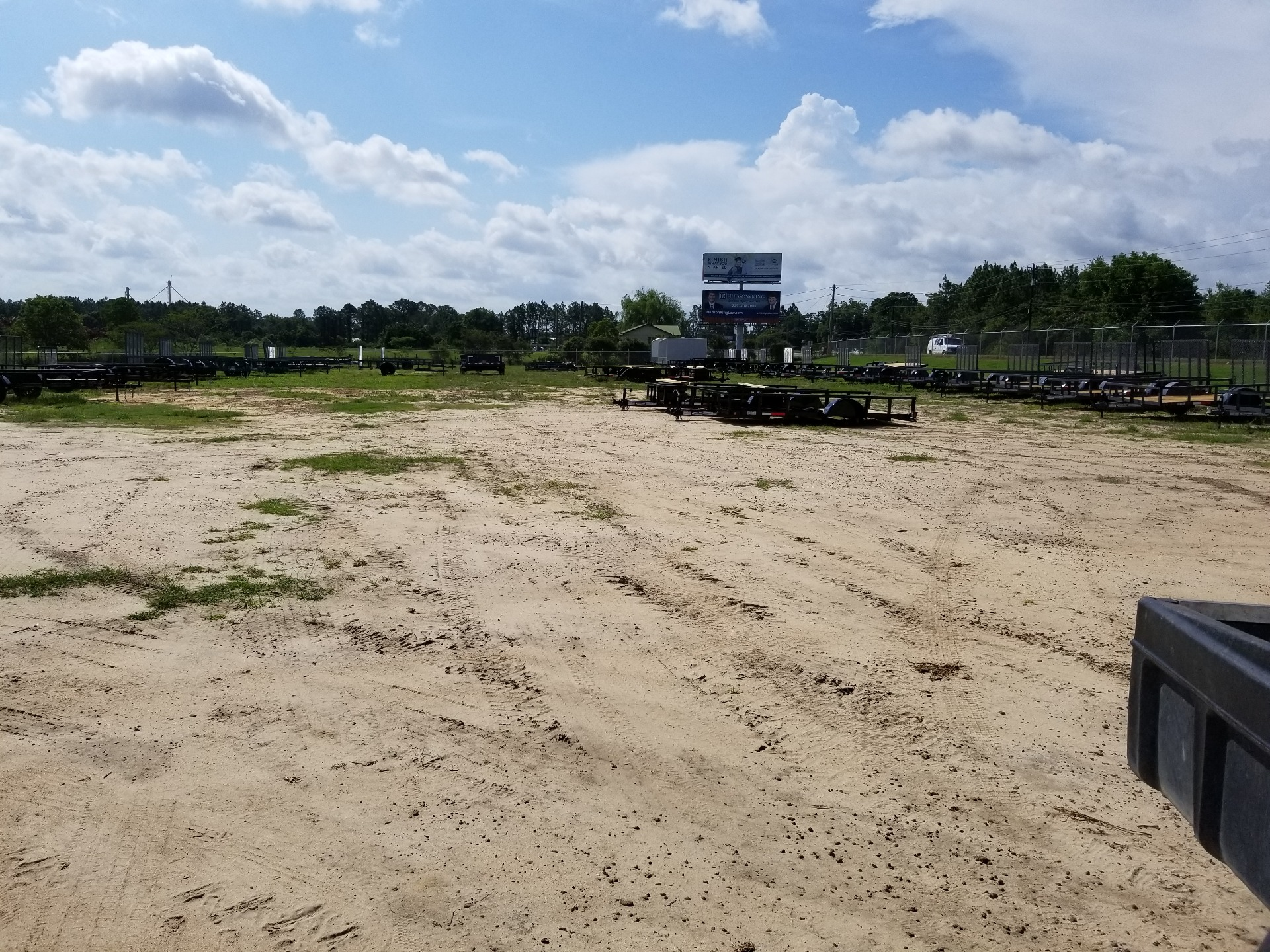 2019 Anderson Trailers 6X10 LANDSCAPE UTILITY WOOD FLOOR in Tifton, Georgia - Photo 2
