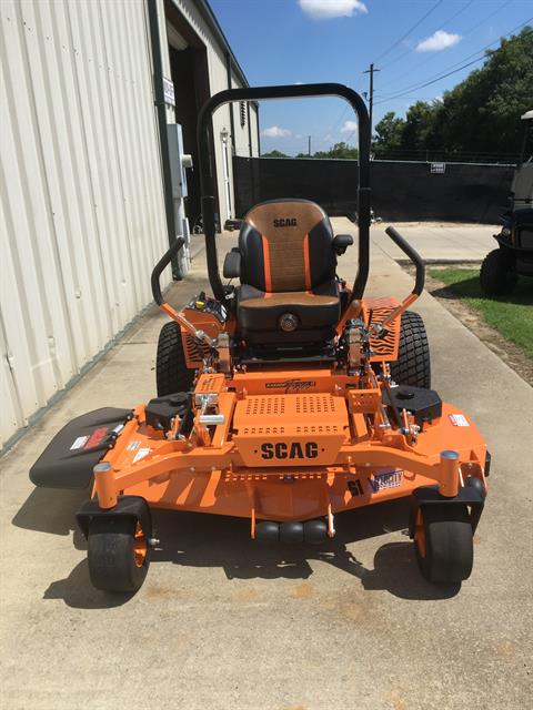 2020 SCAG Power Equipment Turf Tiger II 61 in. Briggs Vanguard EFI 37 hp in Tifton, Georgia - Photo 5