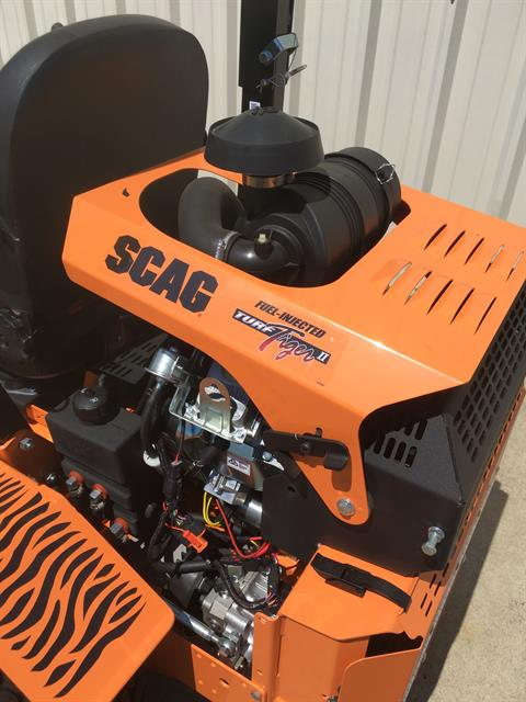 2020 SCAG Power Equipment Turf Tiger II 61 in. Briggs Vanguard EFI 37 hp in Tifton, Georgia - Photo 7