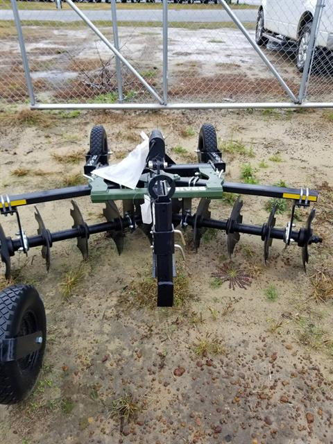 "2018 DIRT DOG 66"" DISC HARROW in Tifton, Georgia"