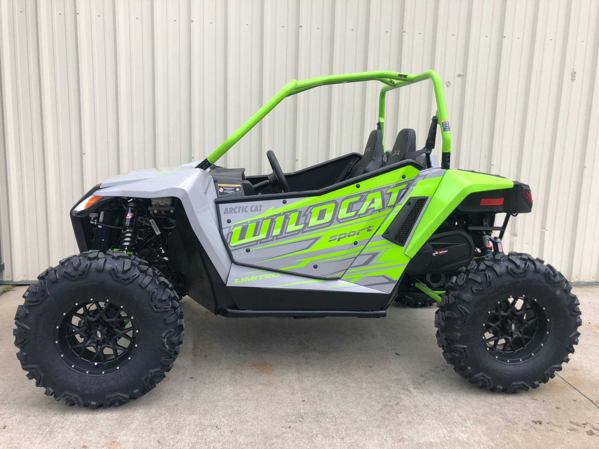 2017 Arctic Cat WILDCAT SPORT in Tifton, Georgia