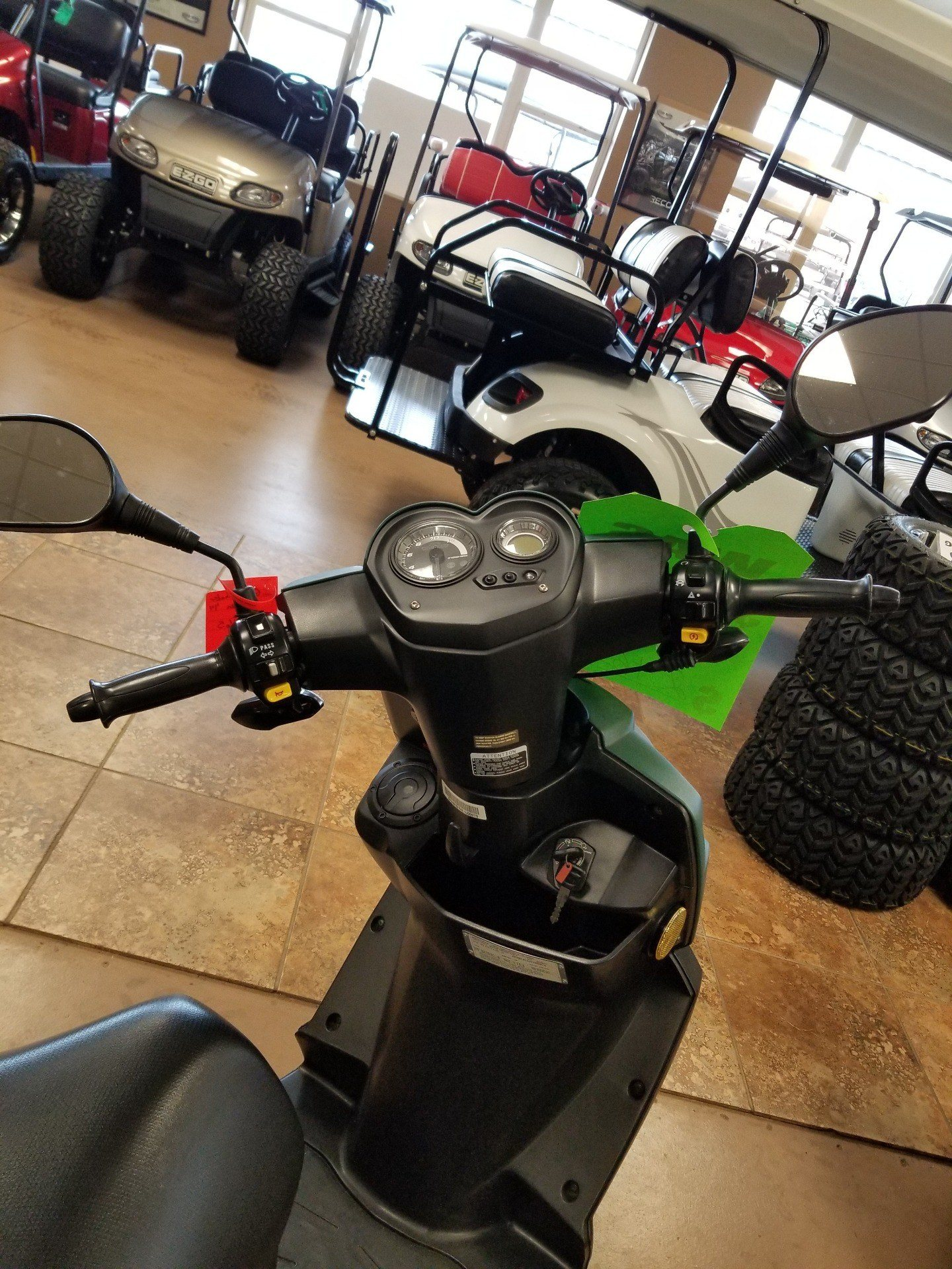 2014 Genuine Scooters Hooligan in Tifton, Georgia