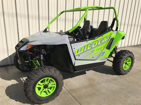 2017 Arctic Cat Wildcat Sport Limited EPS in Tifton, Georgia