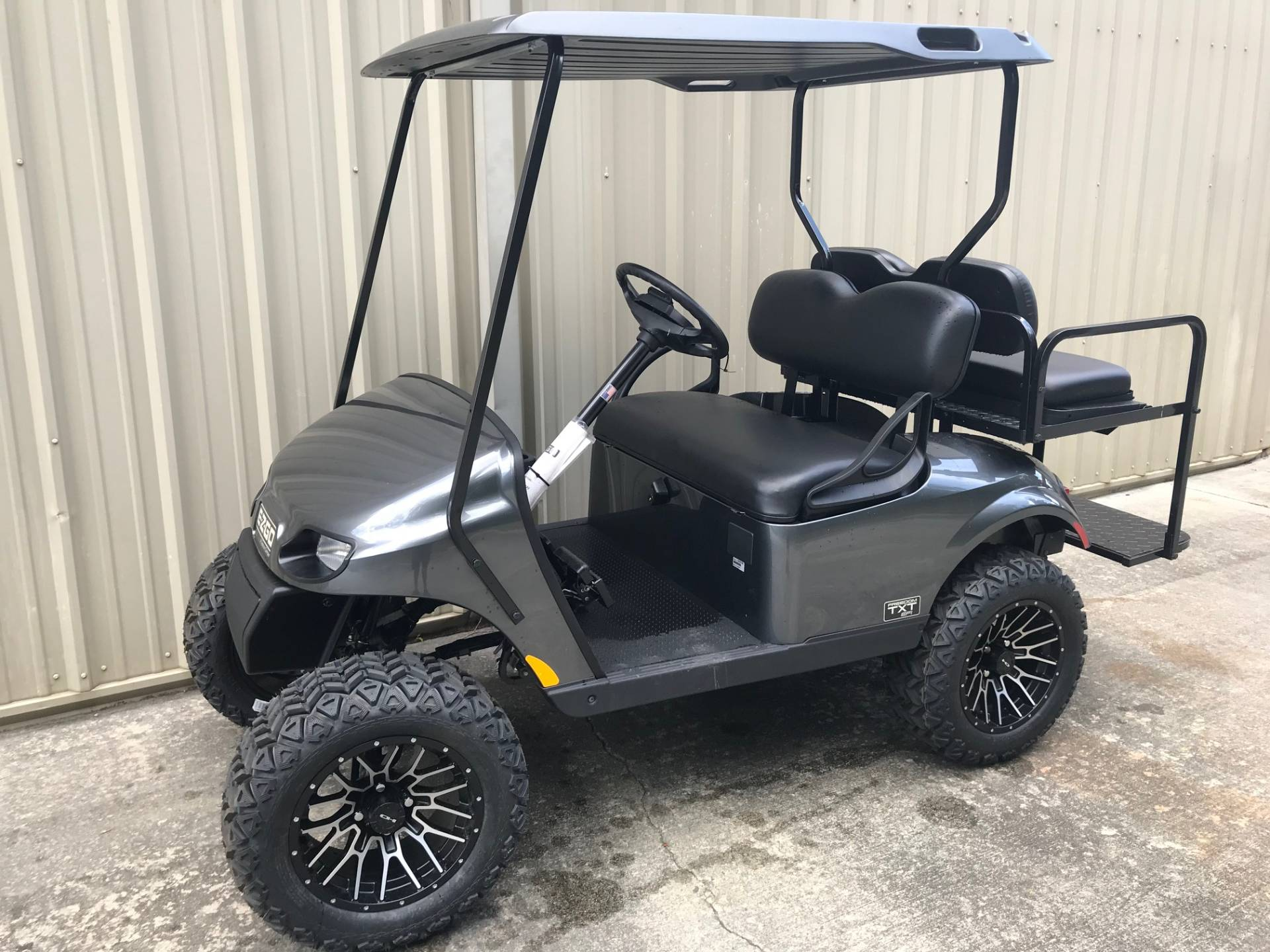 2019 E-Z-Go Freedom TXT Gas in Tifton, Georgia - Photo 1