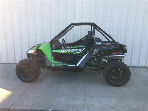 2018 Arctic Cat WILDCAT X in Tifton, Georgia