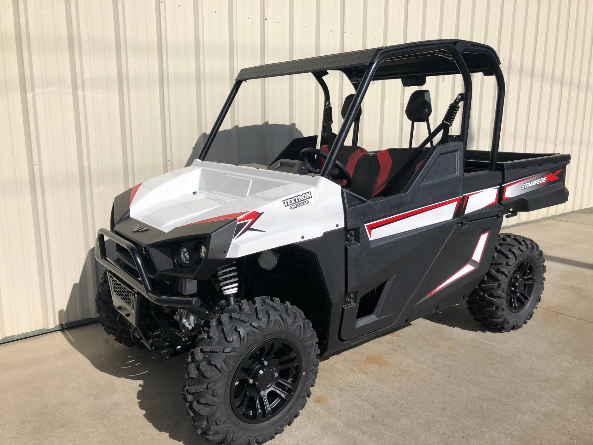2018 Textron Off Road STAMPEDE X in Tifton, Georgia