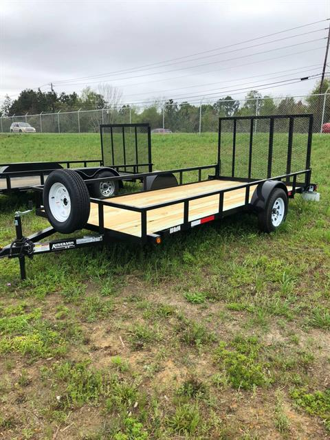 2018 Other ANDERSON 6X14 SINGLE AXLE in Tifton, Georgia