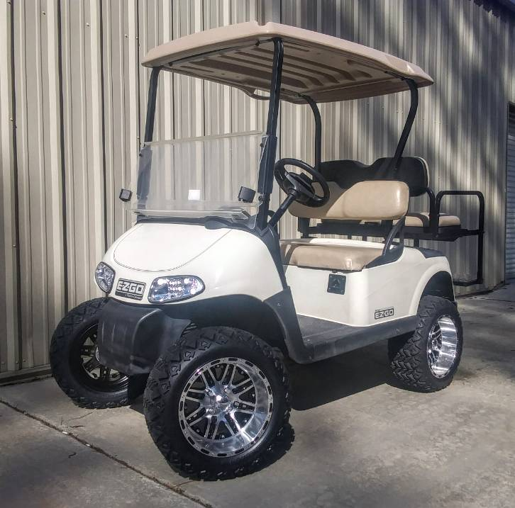2009 E-Z-Go Freedom® RXV - Electric in Tifton, Georgia