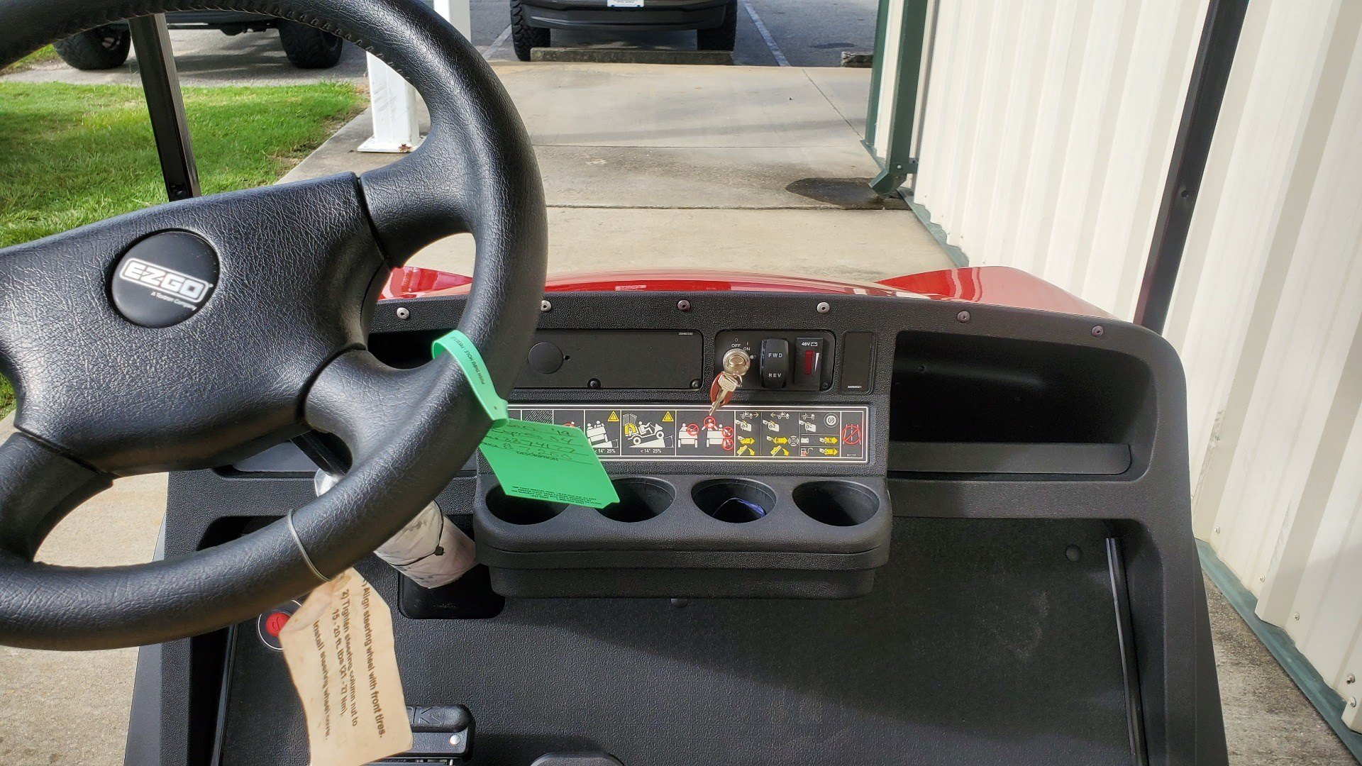 2019 E-Z-Go Express S4 Electric in Tifton, Georgia - Photo 4