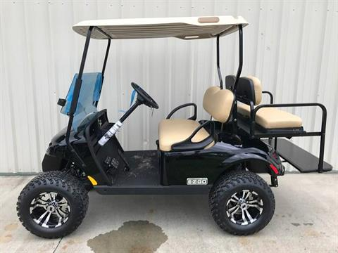 2017 E-Z-Go Golf Freedom TXT Gas in Tifton, Georgia