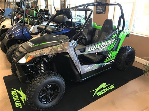 2017 Arctic Cat Wildcat Trail XT EPS in Tifton, Georgia