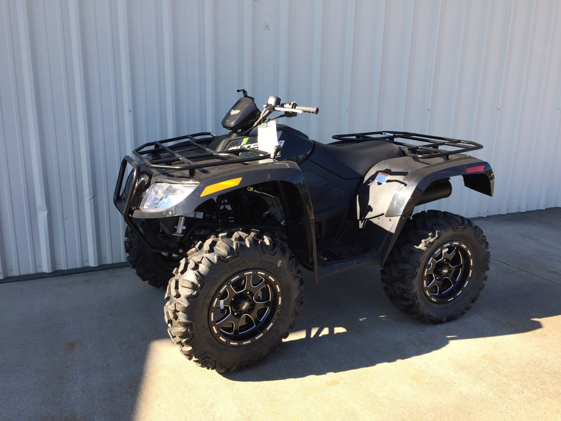2018 Arctic Cat ALTERRA VLX 700 in Tifton, Georgia